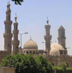 mosque of al- azhar