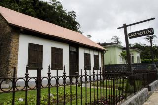 Casa Do Colono Alemao