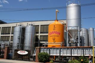 Harpoon Brewery