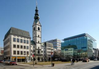 Stadtpfarrkirche St. Egid