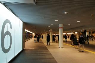 Sapporo Underground Pedestrian Space