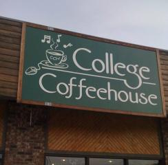 college coffeehouse