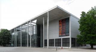 The Pinakothek Der Moderne