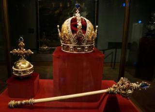 Imperial Treasury Of Vienna