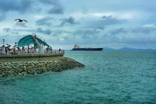 wolmido island