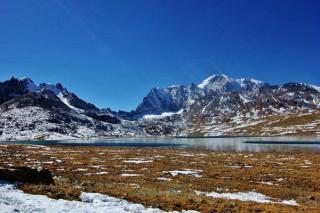 Tso Lhamo Lake