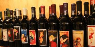 wild women wine