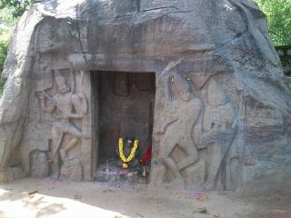 Rock Cut Cave Temple