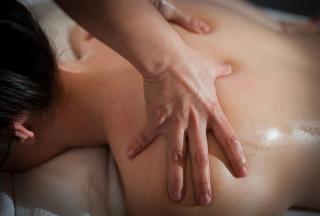 samruai thaimassage strand massage