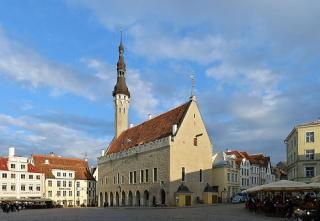 Image of Tallinn Town Hall