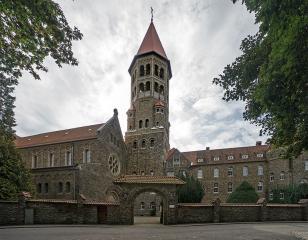 abbaye saint maurice de clervaux