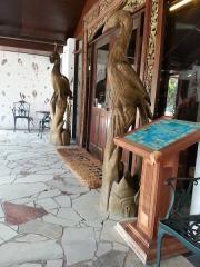 atma alam batik village