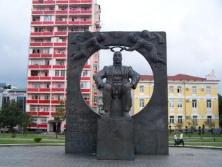 Ilia Chavchavadze Monument