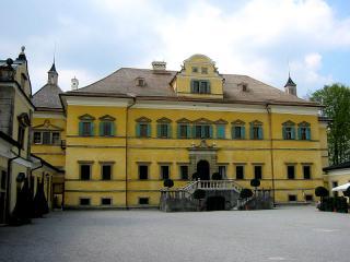 Helbrunn Castle