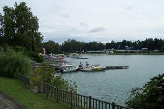 idroscalo lake