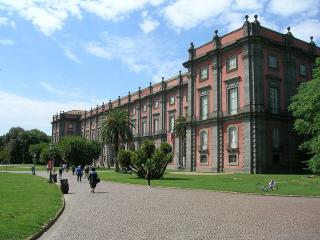 The Capodimonte Museum And Park
