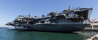 Image of Uss Midway Museum