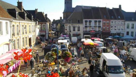 Place D'armes And Place Creveceur