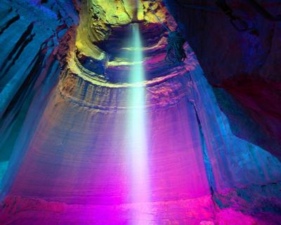 Ruby Falls Chattanooga Reviews Ticket Price Timings