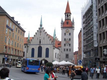 Old Town Hall, Munich | Reviews | Ticket Price