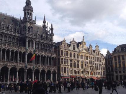 Town Hall, Brussels | Reviews | Ticket Price | Timings ...