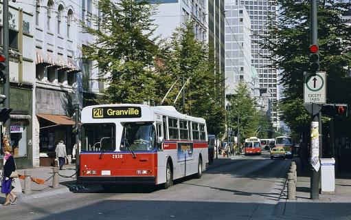 Cheap Hotels On Granville Street Vancouver