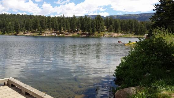 Haviland lake durango reviews ticket price timings for Durango fish hatchery