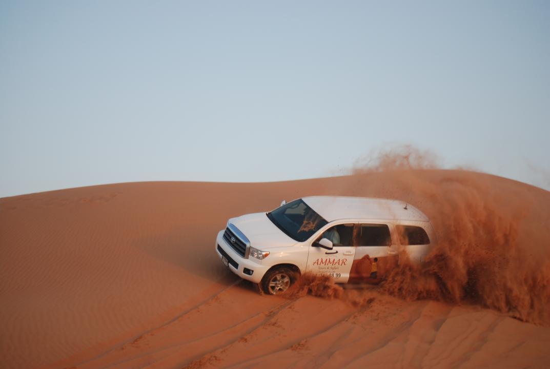 Adventure Safari In Dubai