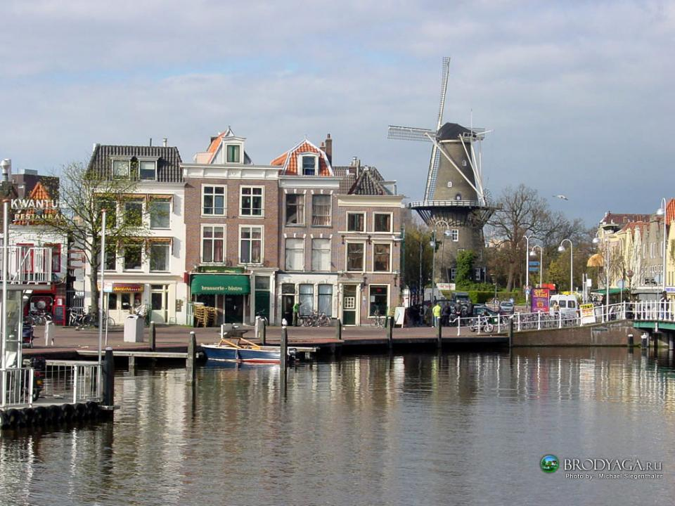Private Walking Tour Of Historic Leiden