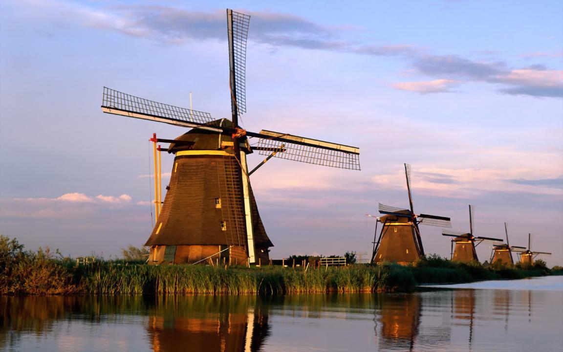 Shore Excursion Windmills Of Kinderdijk By Car - Rotterdam