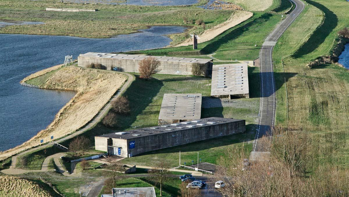 Dutch Waterworks - Veere