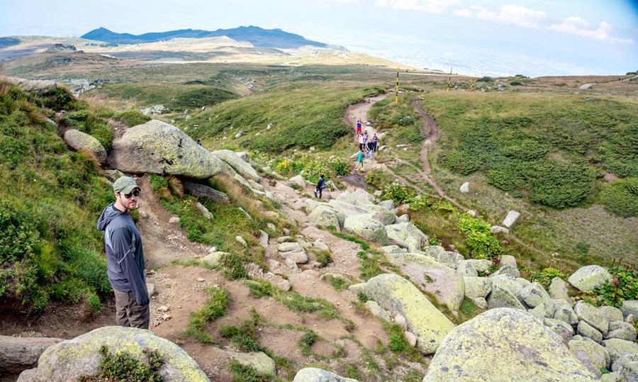 Vitosha Mountains Hiking Day Trip Including Dragalevtsi Monastery And Cherni Vruh Climb - Sofia