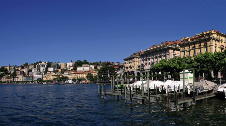 Welcome Orientation Tour - Lugano