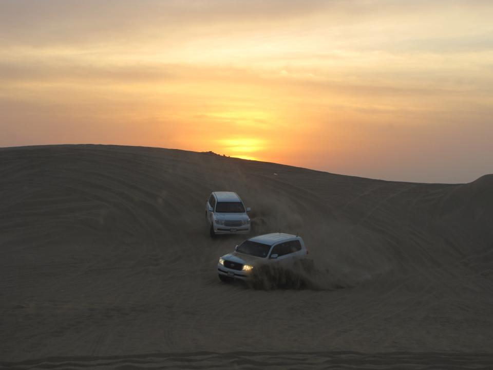 Evening Desert Safari - Dubai