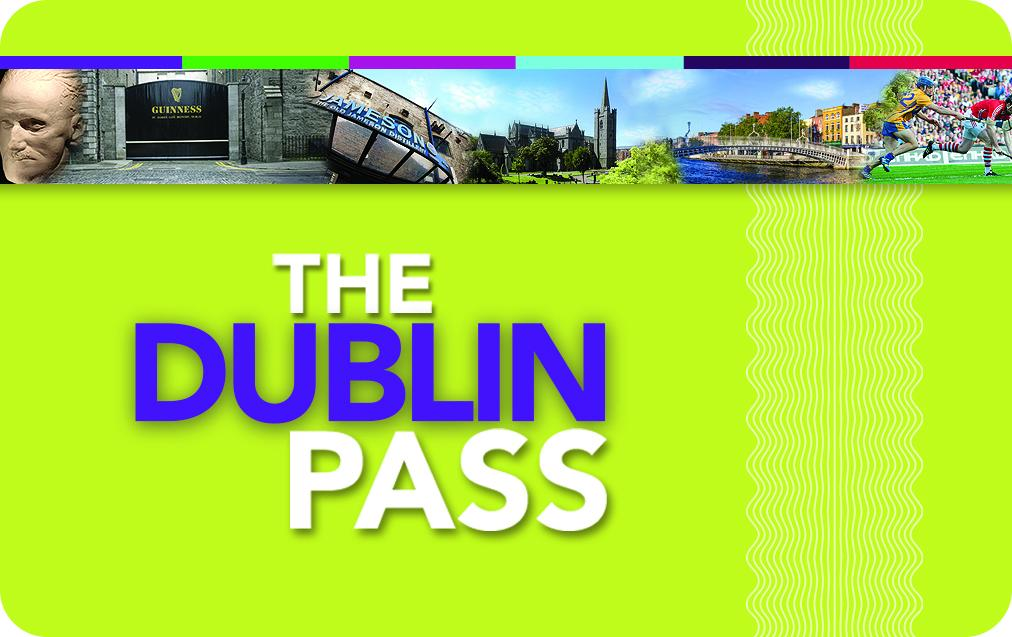 Dublin Pass - Free Entry To Over 30 Attractions