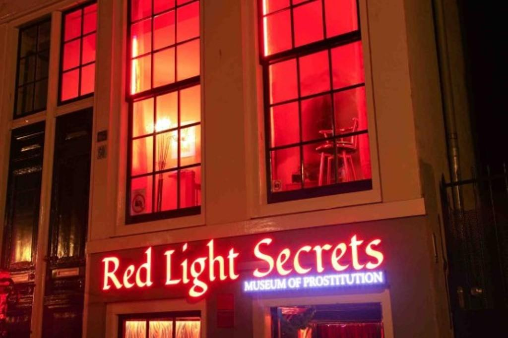 Red Light Secrets Museum Along With 1 Hr Canal Cruise - Amsterdam