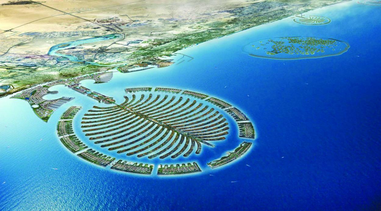 Palm Tour - Unique Helicopter Ride - Dubai