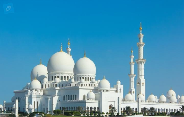 Abu Dhabi Sheikh Zayed Grand Mosque Tour By Sunset From Dubai