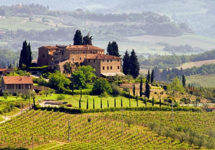 Chianti And San Gimignano Grand Tour