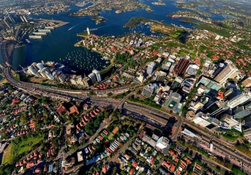 Private Sydney City Walking Tour