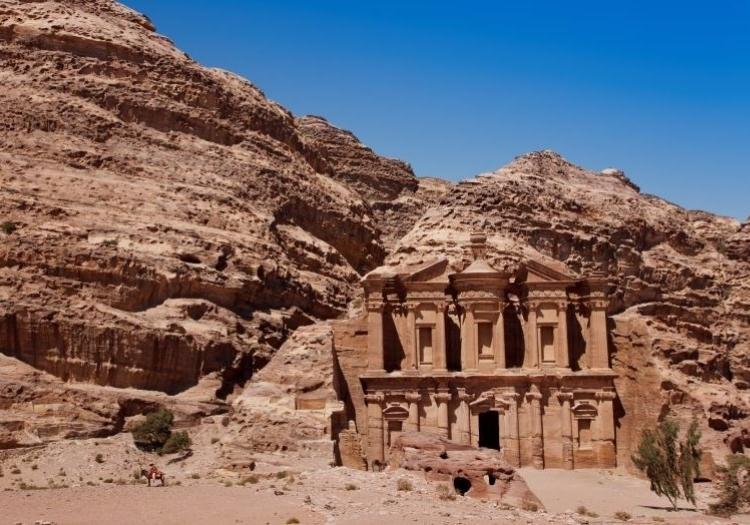 Day Trip To Petra From Dahab By Ferry Boat