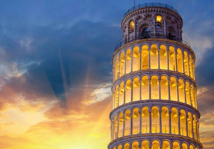 Pisa And Lucca Tour From Montecatini - Montecatini Terme