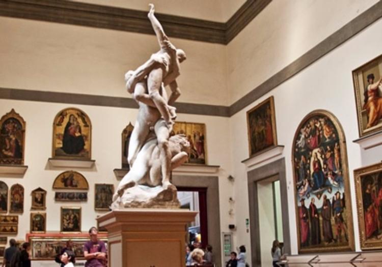 Accademia Gallery Monolingual Tour From Montecatini - Montecatini Terme