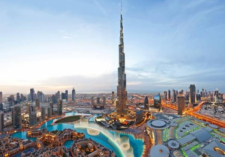 UAE-Oman Roundtrip - Dubai