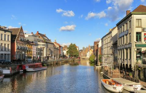 Travel to Ghent