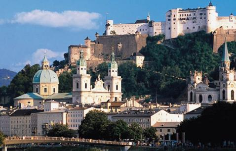 Things to do in Salzburg