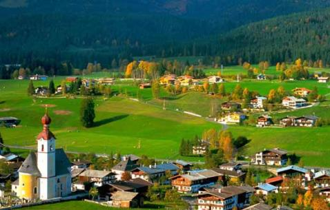 Travel to Tirol