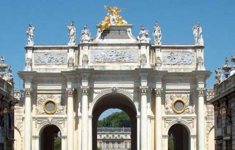 Things to do in Nancy