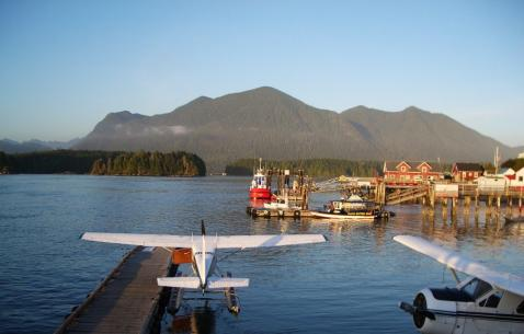 Things to do in Tofino