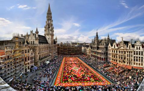 Leisure Activities in Brussels